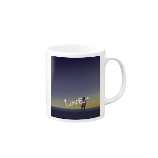 Moji-003 Mugs