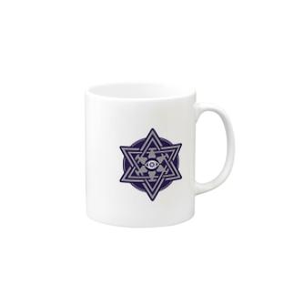 エリア78ロゴマークグッズ Mugs