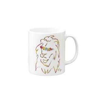 らいよん Mugs