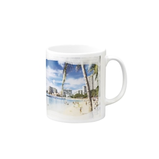 ART HAWAII Mugs