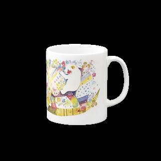 サトウレイナのクマの育児 マグカップ