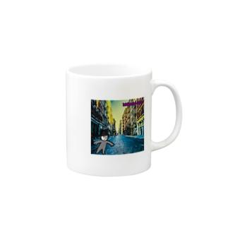 STREET Mugs