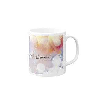 kirakira*melancholin ロゴ1 Mugs
