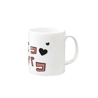 JEWEL1634のぱこ Mugs