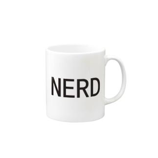 NERD(ナード) Mugs