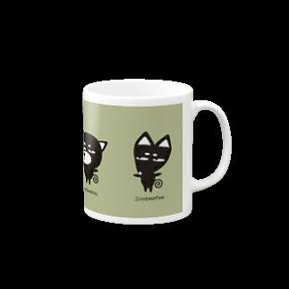 ZooBeeFooのZooBeeFooクセキャラ4 Mugs