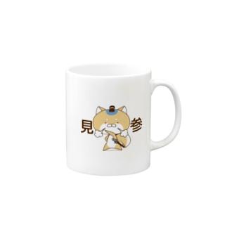 わんこ侍 Mugs