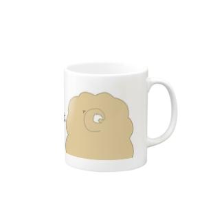 ひつしば Mugs