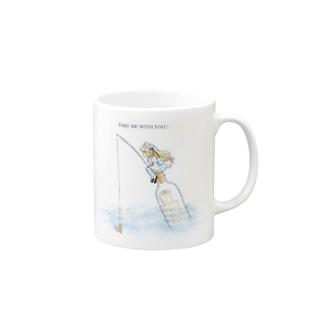 TAKE ME WITH YOU! Mugs