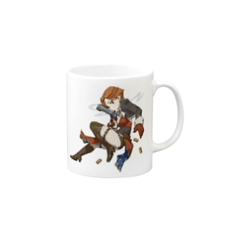 FIGHTING EX LAYER - Sharon Mugs