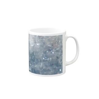 キラキラ マグカップ