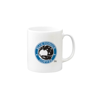 ブルータンコーヒー Mugs