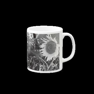 ringokskの向日葵 Mugs
