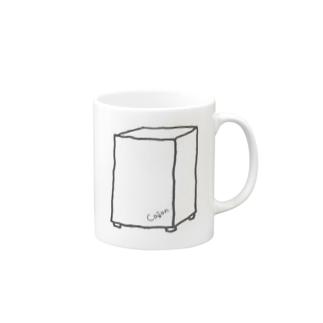 カホン Mugs