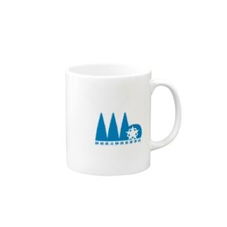 GAKUNAN116 BL Mugs