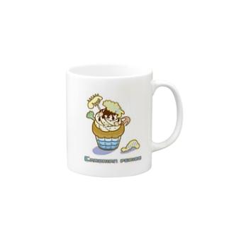 カンブリア紀カップケーキ Mugs
