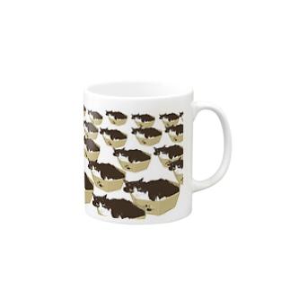 増殖 Mugs