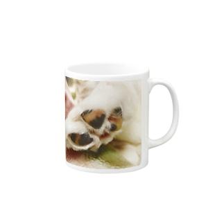 ルチアーノ三世の肉球 Mugs