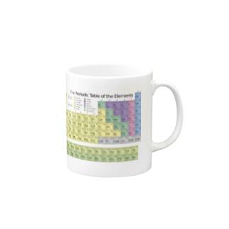 周期表 マグカップ