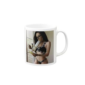 Stoner girl Mugs