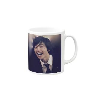 あっぷるささき君 Mugs