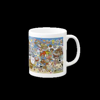326(なかむらみつる)のサンプル Mugs