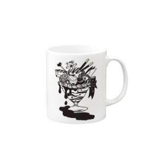 毒入りパフェ(淡い下心) Mugs