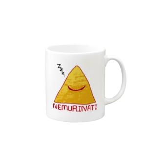 ネムリナティのマーク Mugs