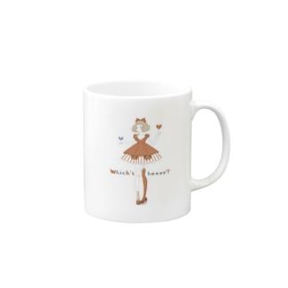 愛の天秤ちゃん Mugs