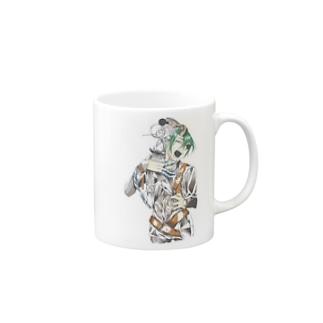 乾き Mugs