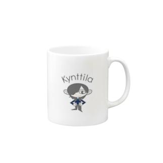 Kynttilaくん Mugs