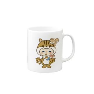 みぃ Mugs