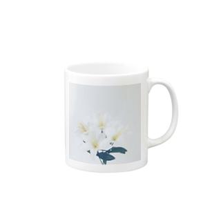 花 Mugs