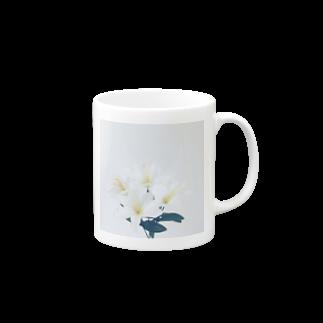 mælk landの花 Mugs
