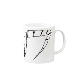 pikeles1 マグカップ