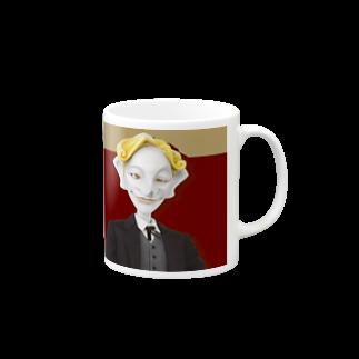 sherlockgakuenのMoriartyマグカップ
