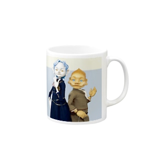Sherlock Holmes & John H. Watson Mugs