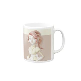 Irene Adler マグカップ