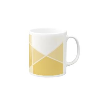 にゃーにゅーの黄色〜 Mugs
