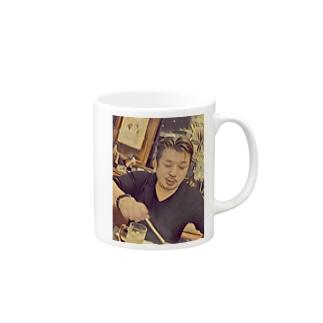 まっちゃん Mugs