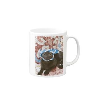 ぶちゃ猫こんぶくん Mugs