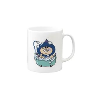 ドン・グリアーノのお風呂 Mugs