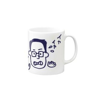 困ったおじさん Mugs