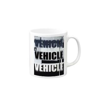 揺れる Mugs