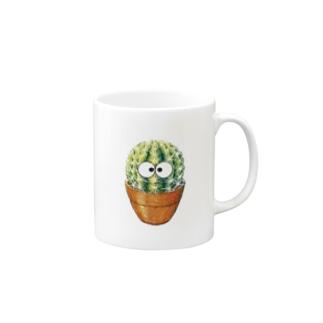 サボテン!!! Mugs