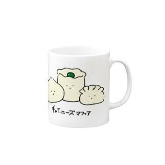 チャイニーズマフィア Mugs