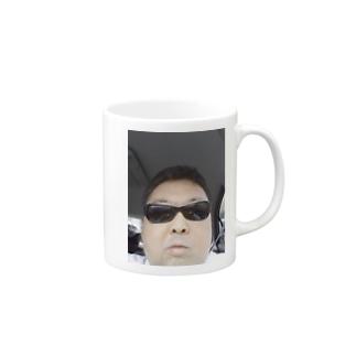 公認!こうちゃん自撮りサングラス(イナコウサングラス)) Mugs