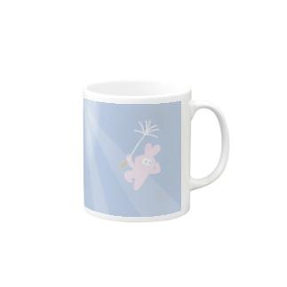 あおぐみの綿毛ミミガー Mugs