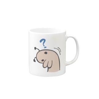 どうぶつくん(ぎもん?) Mugs