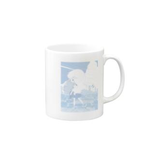 海抜ゼロメートル Mugs